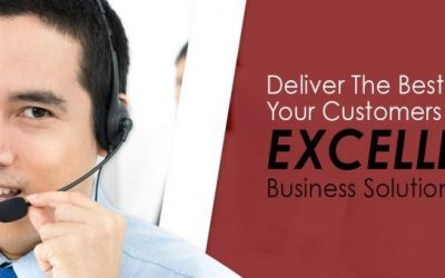 Deliver The Best For Your Customers With Excellent Business Solutions