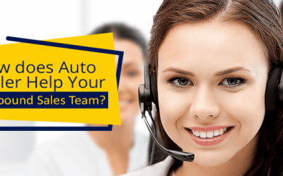 How Does Auto Dialer Help Your Outbound Sales Team?