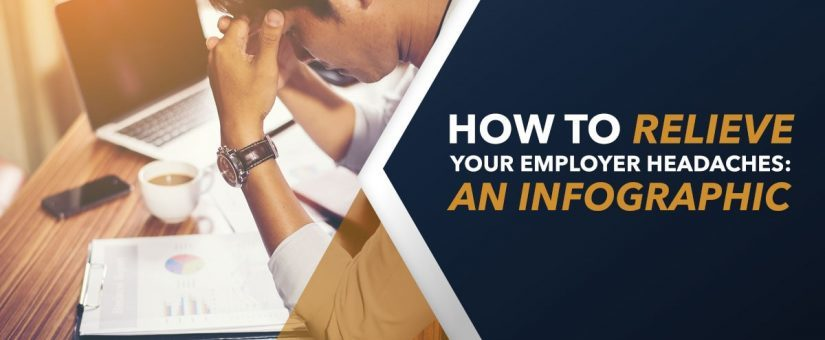 Outsource Staff to Relieve Your Employer Headaches