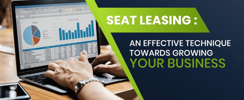Seatleasing Effective Tech Towards Growing Your Business