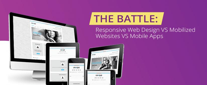 Responsive Web Design Vs Mobile Apps