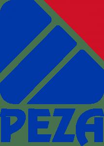 PEZA Logo